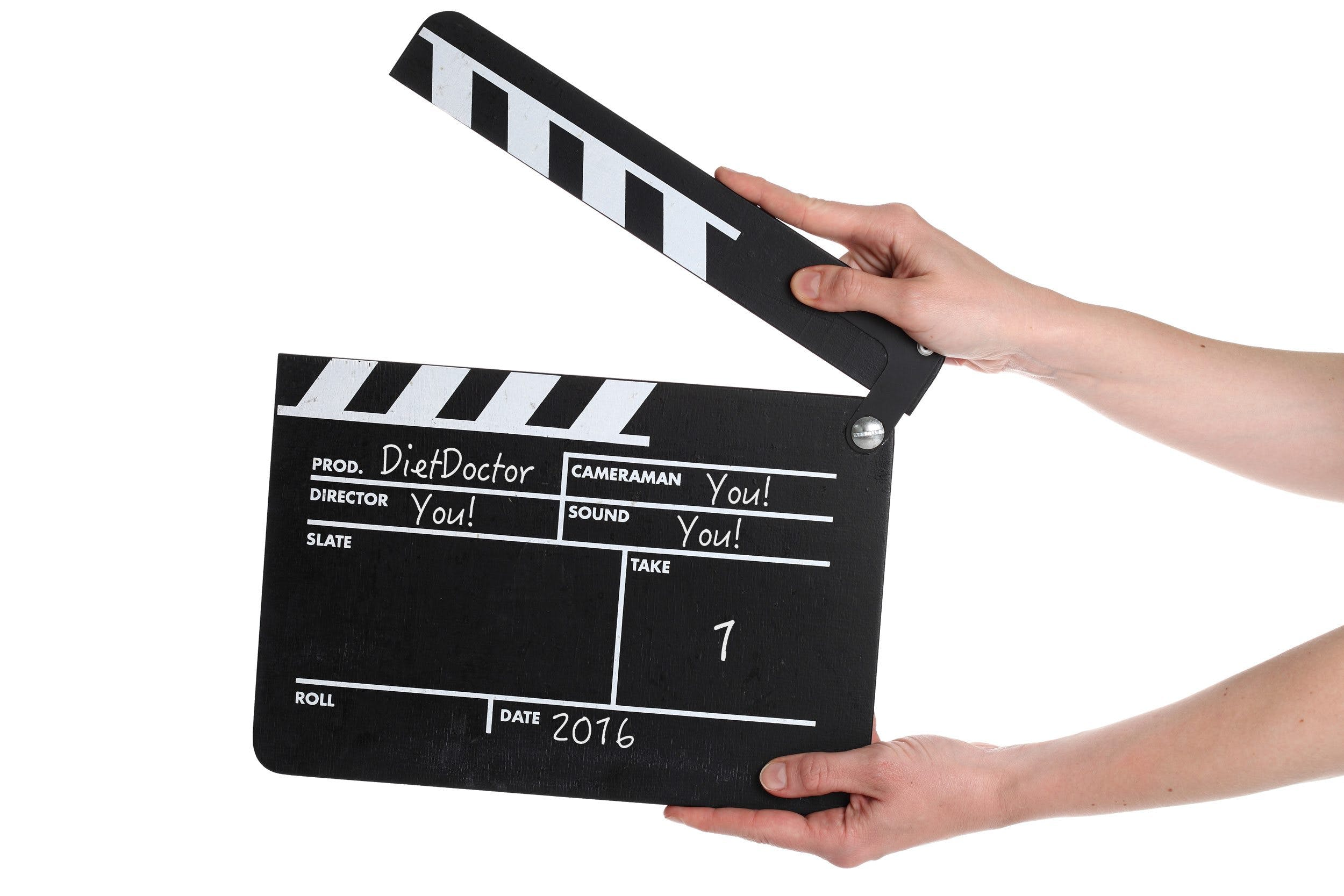 Reminder: Are You Great at Editing Videos? Change the World With Team Diet Doctor in Stockholm