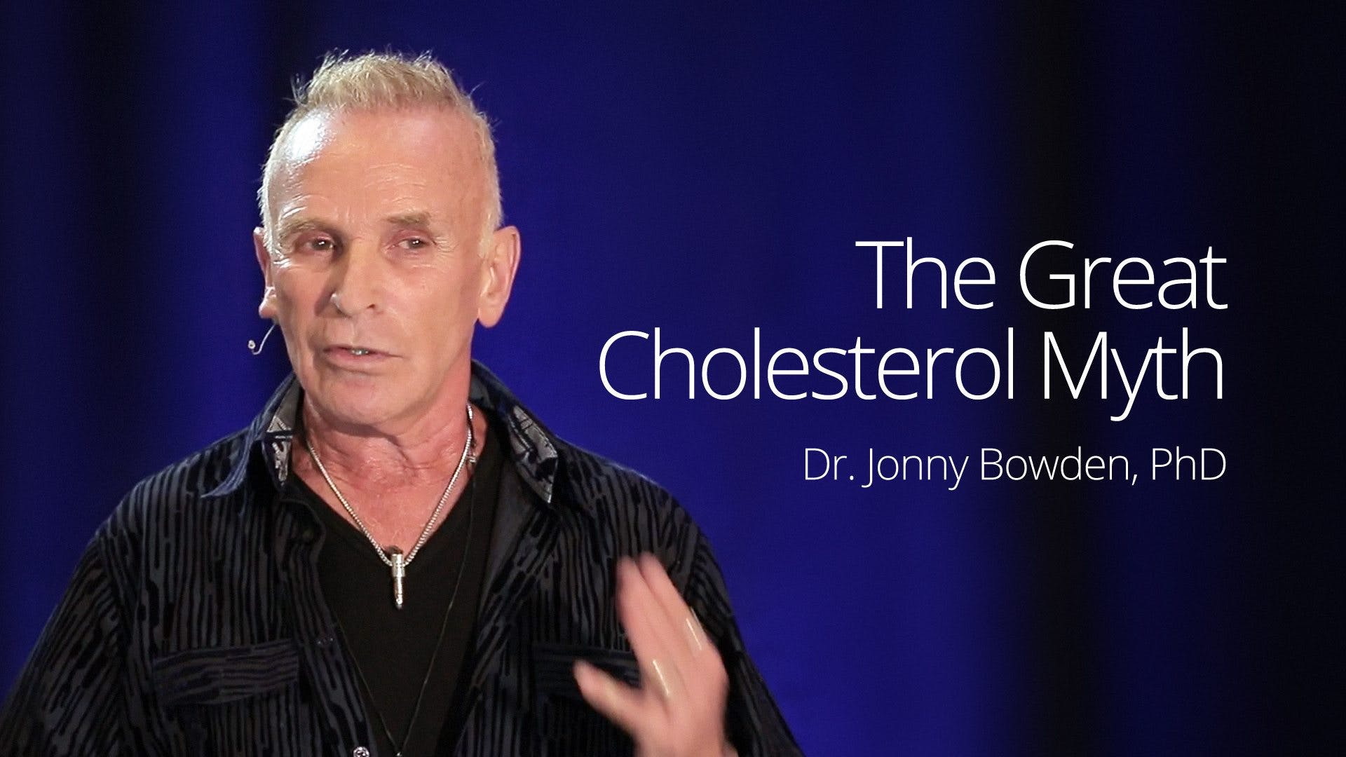 The Great Cholesterol Myth