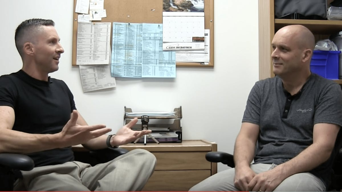 Dr. Ted Naiman and Ivor Cummins talk health and LCHF