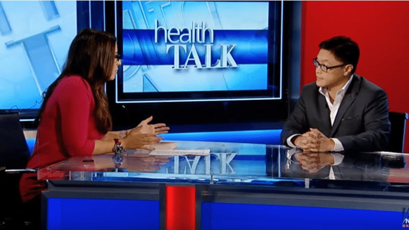 The real way to lose weight – Dr. Fung on Fox News