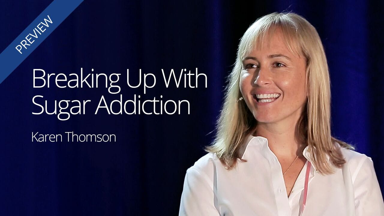 Breaking Up With Sugar Addiction