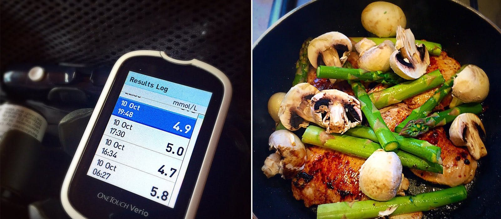 Reversing Diabetes After Only Eight Days on LCHF?