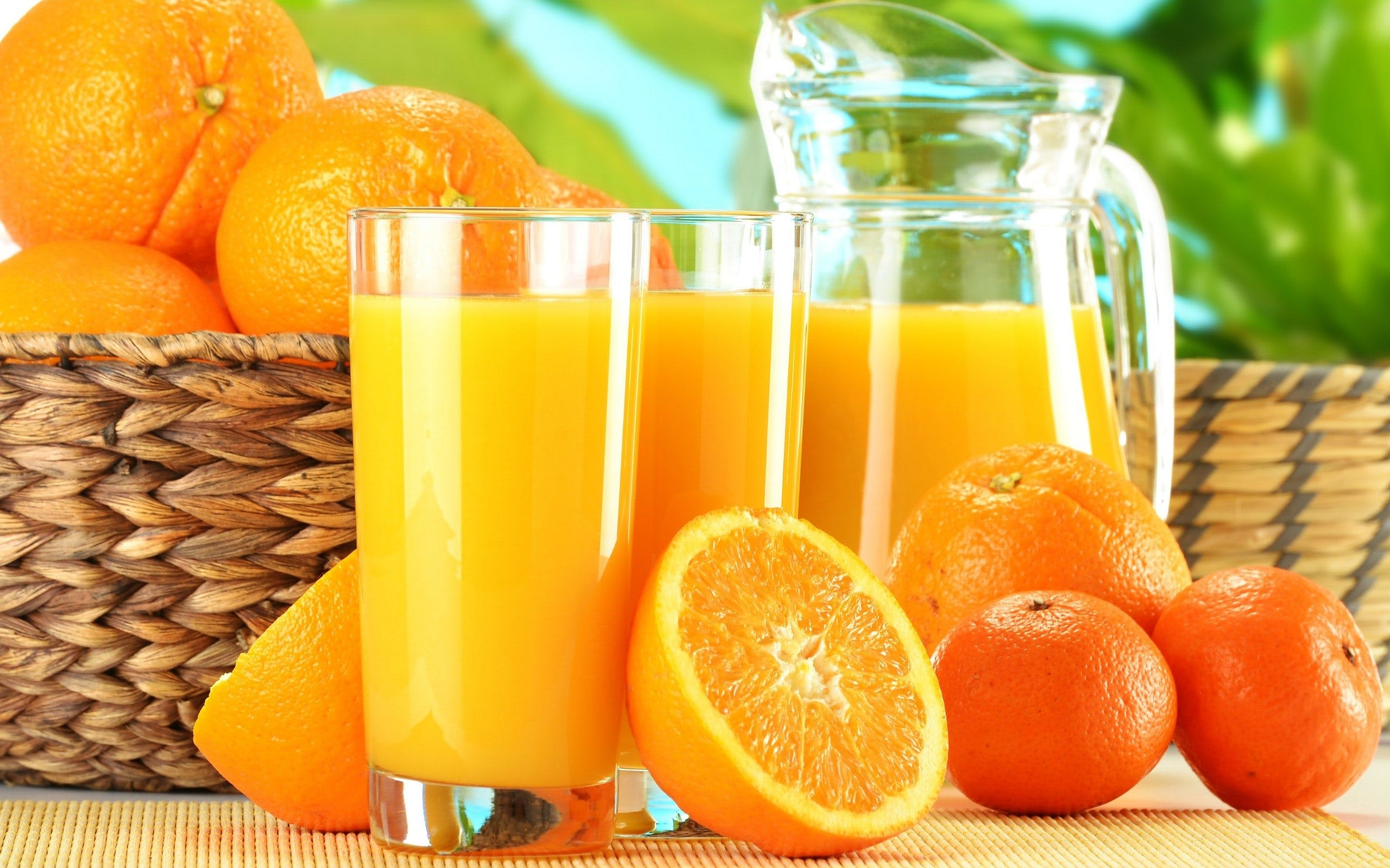 Orange Juice Plummets in Popularity in the US
