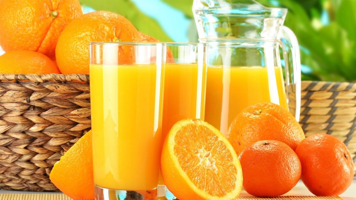 Orange juice plummets in popularity in the US