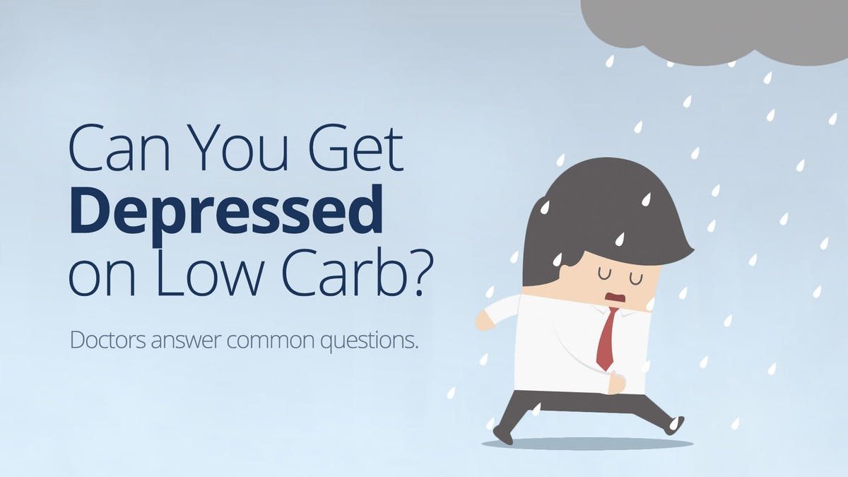 Can You Get Depressed on Low Carb?