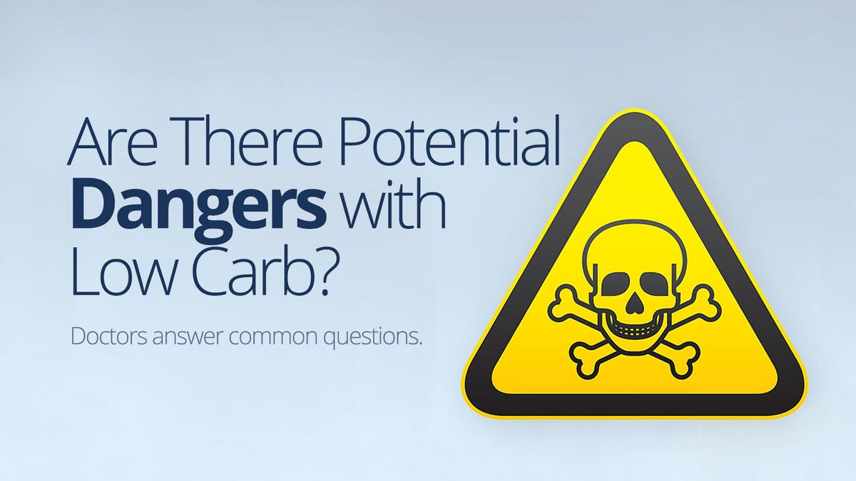 Is low carb dangerous?