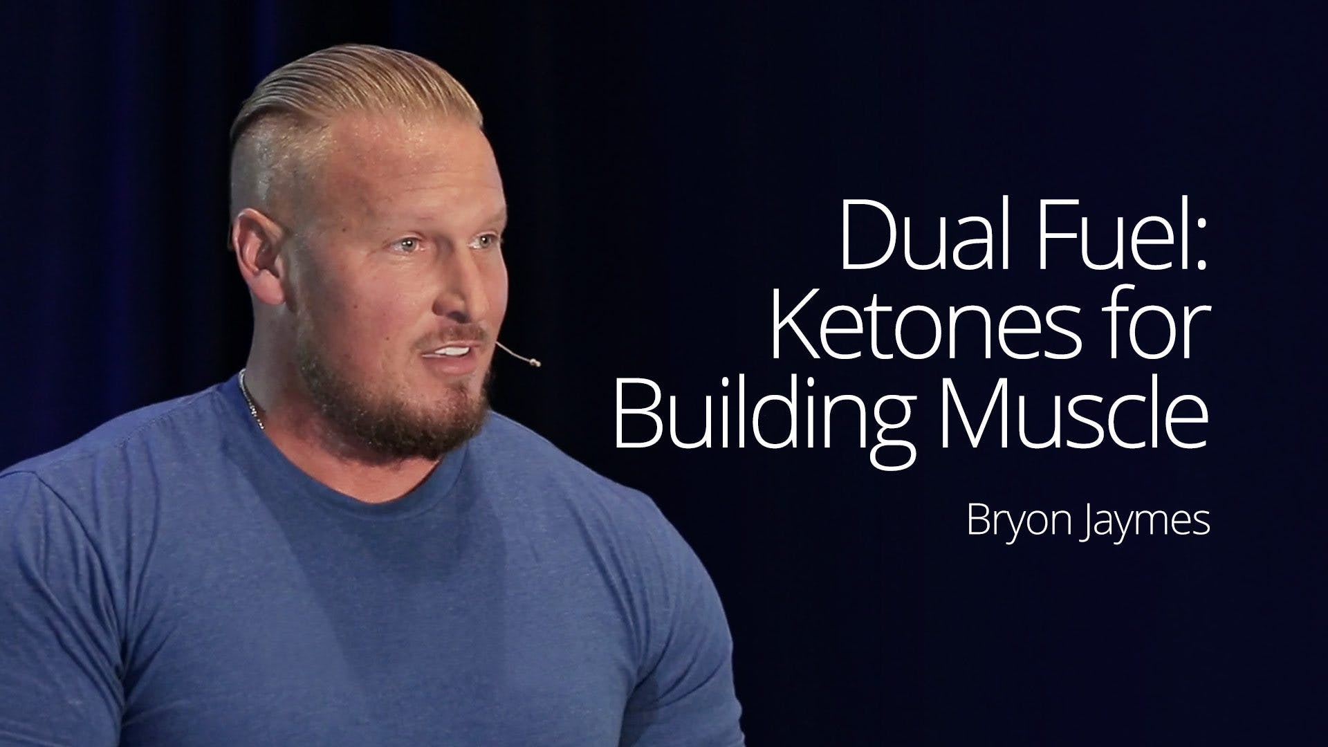 Dual fuel: ketones for building muscle
