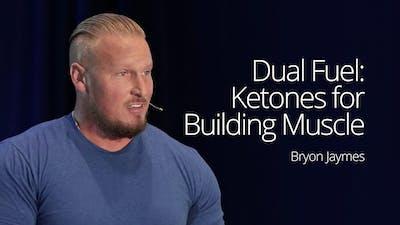 双燃料:增强肌肉的酮