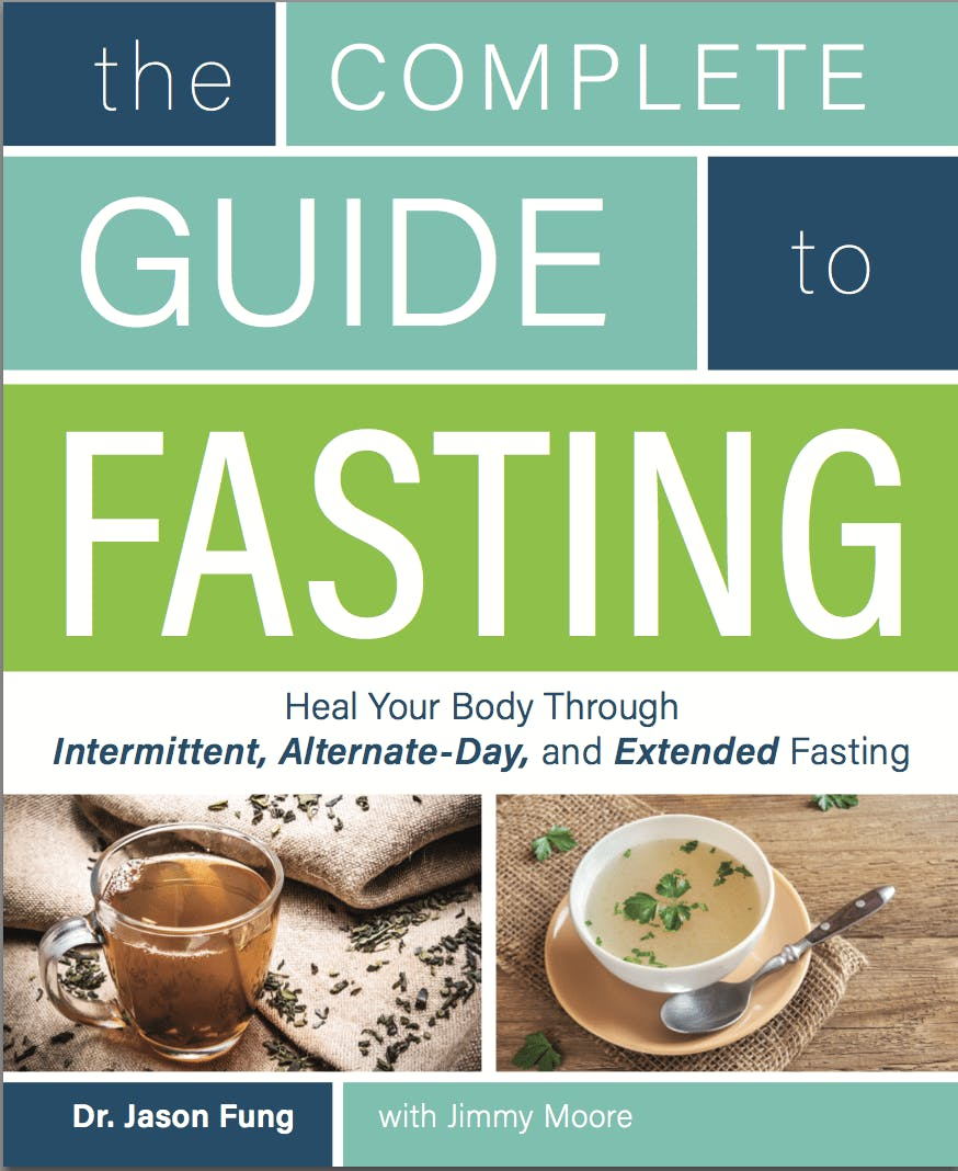 The Complete Guide to Fasting Is Finally Available!