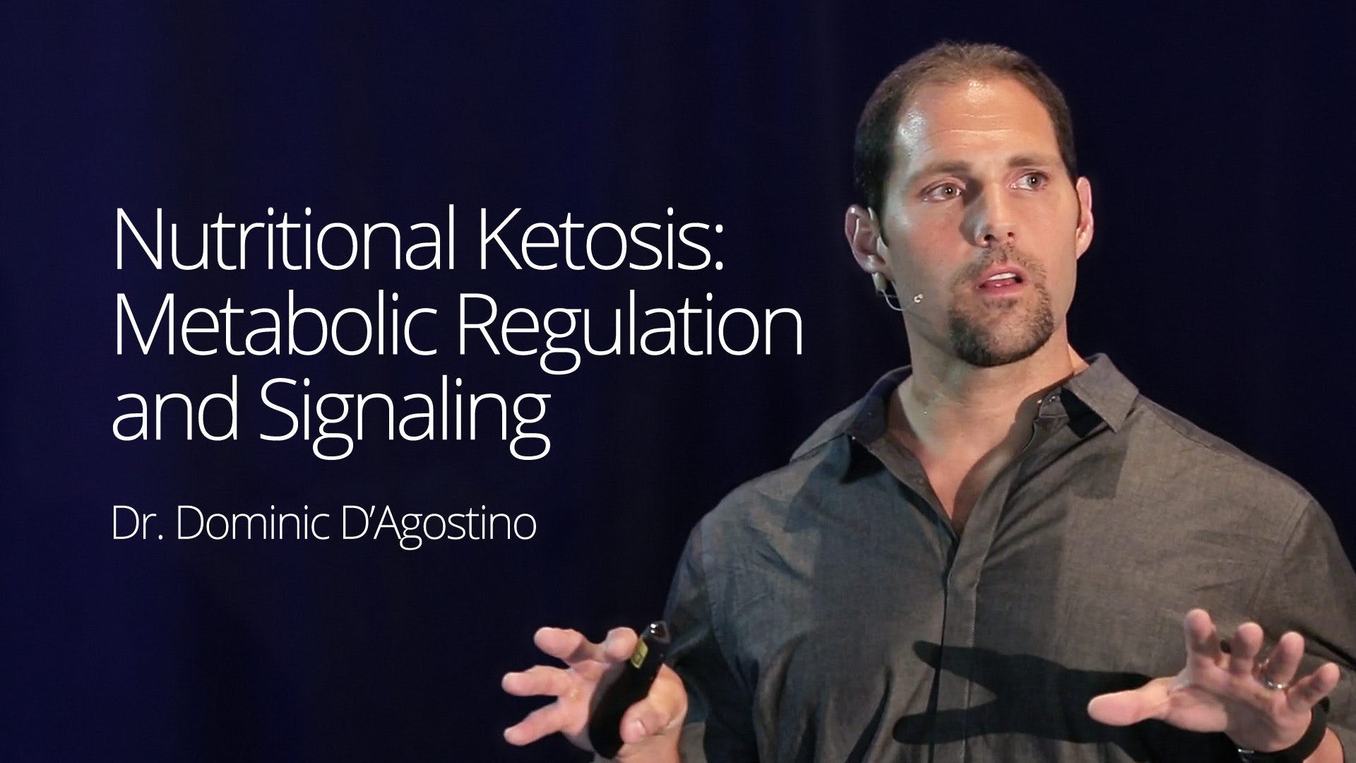 Nutritional ketosis: metabolic regulation and signaling
