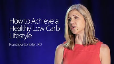 How to achieve a healthy low-carb lifestyle
