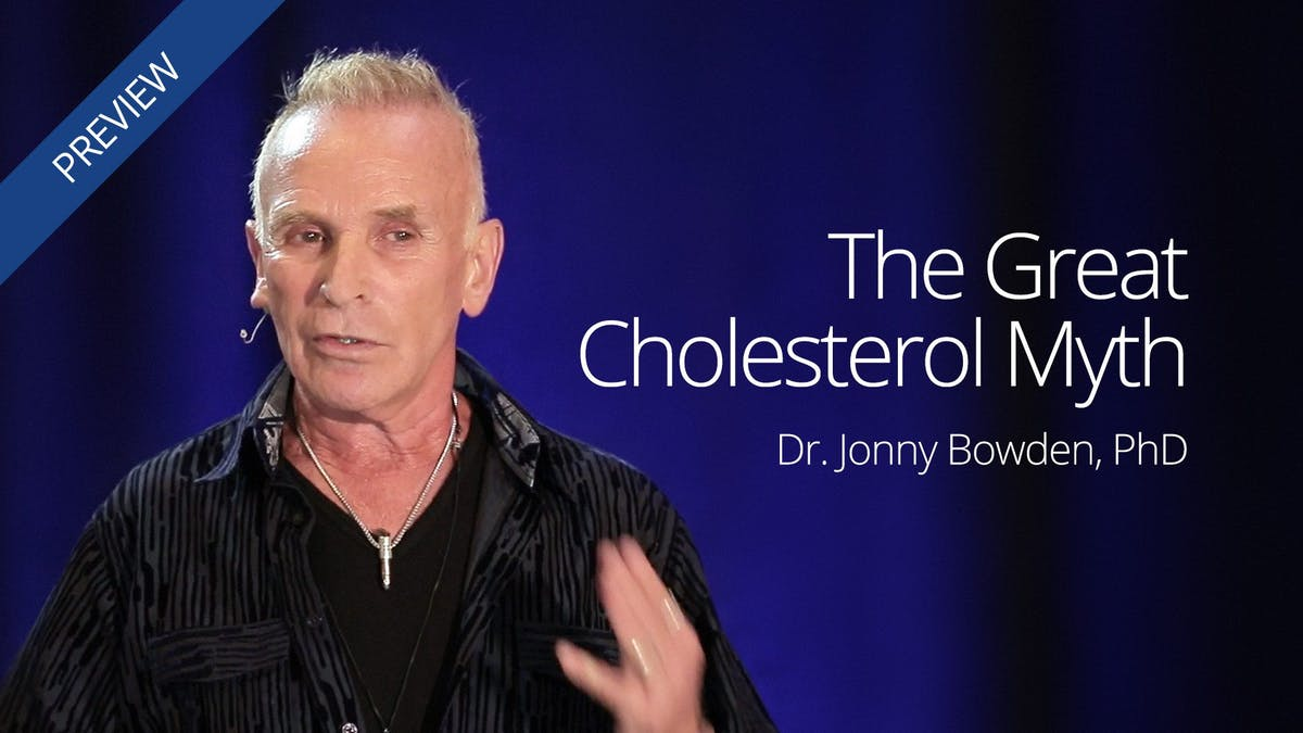 Debunking the Great Cholesterol Myth