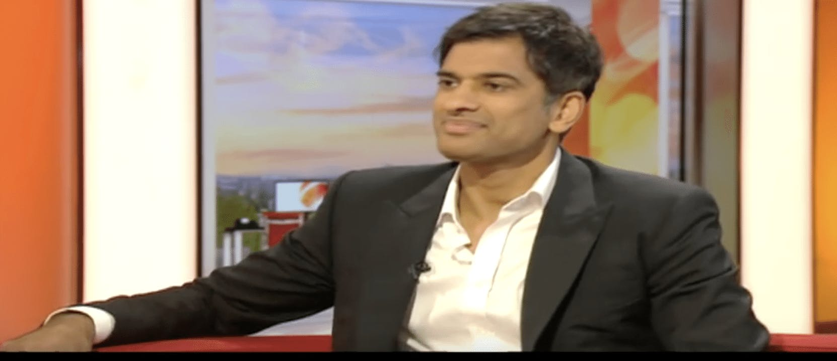 "Dr. Rangan Chatterjee on BBC: ""Doctors Must Learn About Healthy Diet and Lifestyle"""