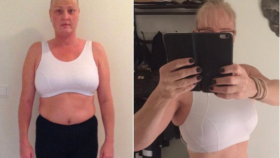 """""""I am now lean, and eating –or fasting –myself healthy"""""""