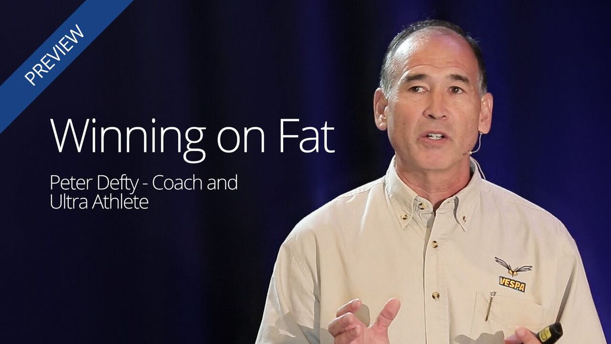 How to win on fat: Becoming a fat-burning machine for athletic performance