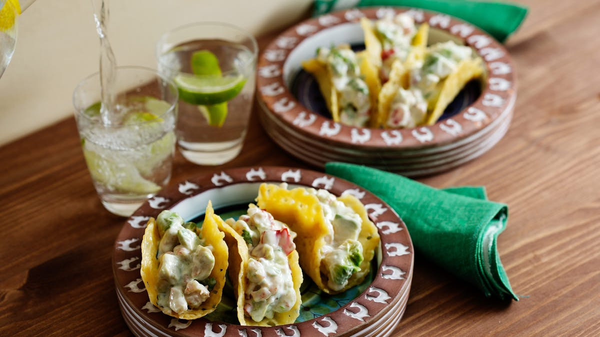This week's meal plan: Tex-Mex fiesta!