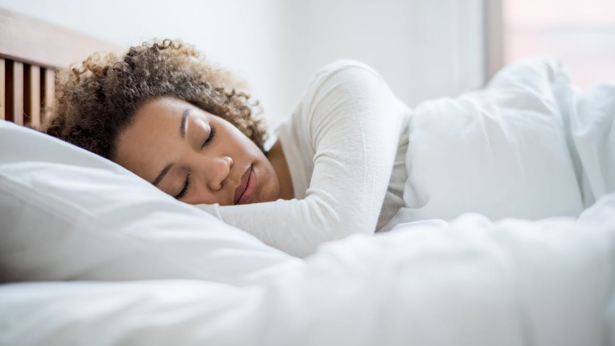 Weight Loss Tip: <strong>Sleep More, Stress Less</strong>