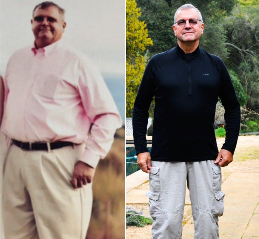 """Everybody tells me I look like I'm in my 30's (I'm 69)."""