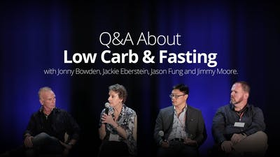 Q&A about low carb & fasting