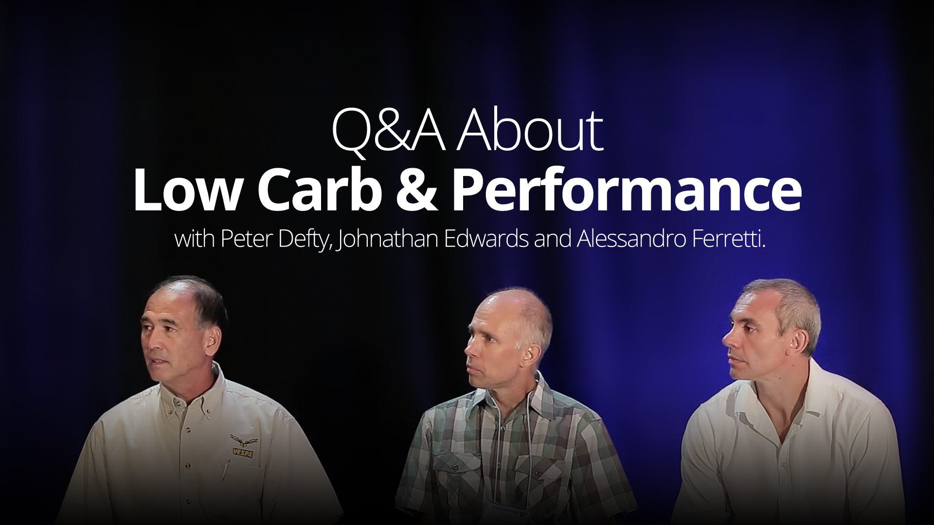 Q&A About Low Carb & Performance