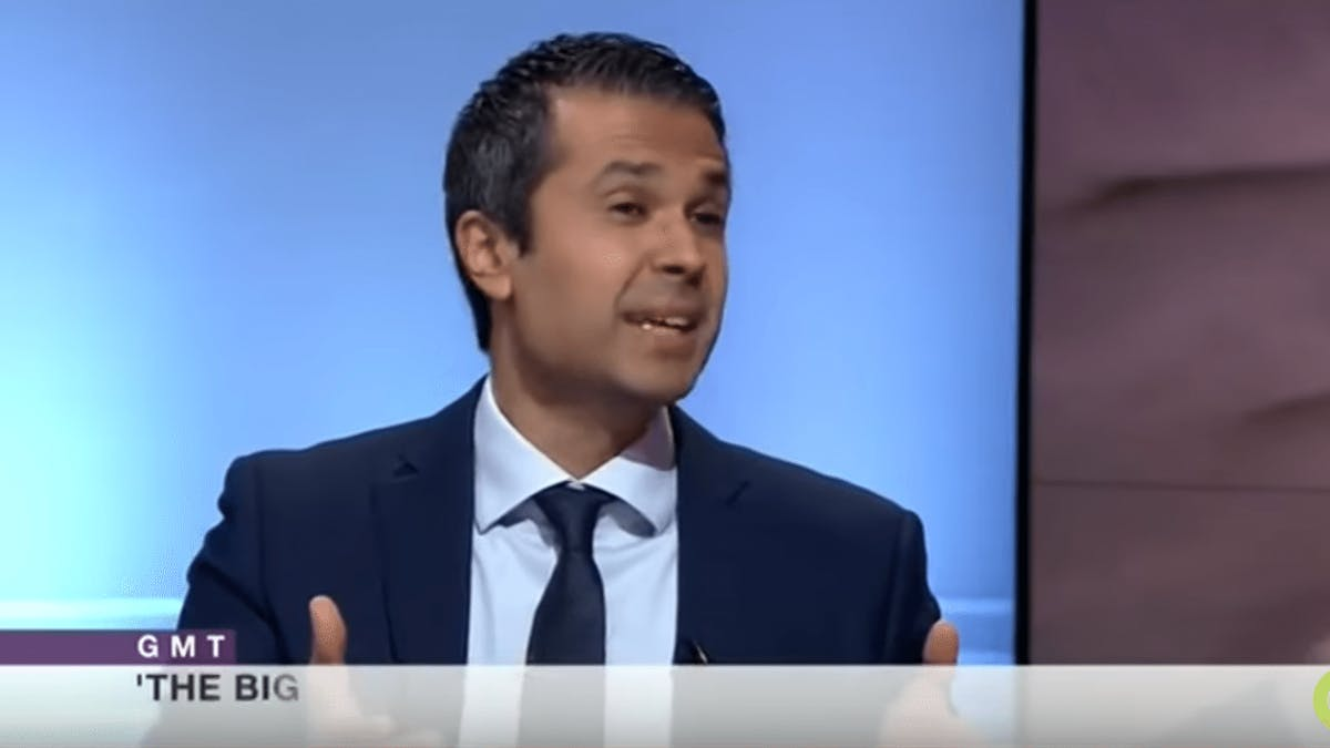 Dr. Aseem Malhotra on BBC – We Should Eat a High-Fat Diet