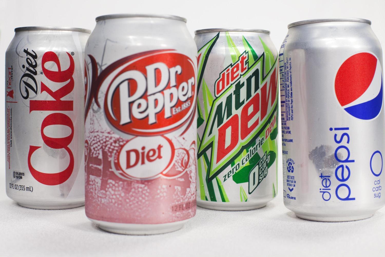 Diet soda better weight loss water