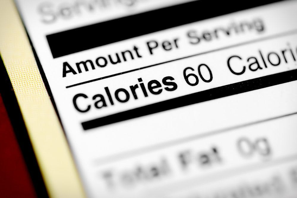 Counting calories – probably not the best way to lose weight
