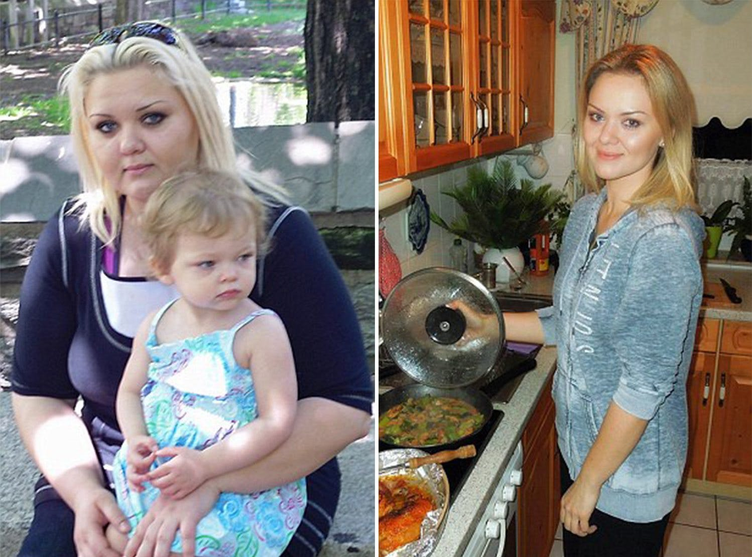 Obese mother loses 130 pounds on a ketogenic diet