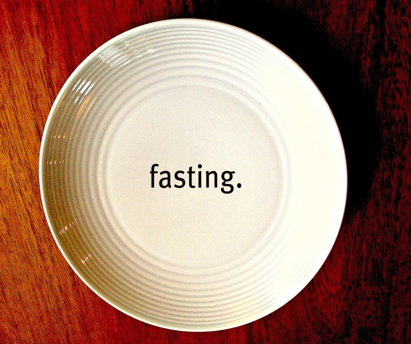 <strong>Fasting</strong> – The New 'Recipe' for Success?