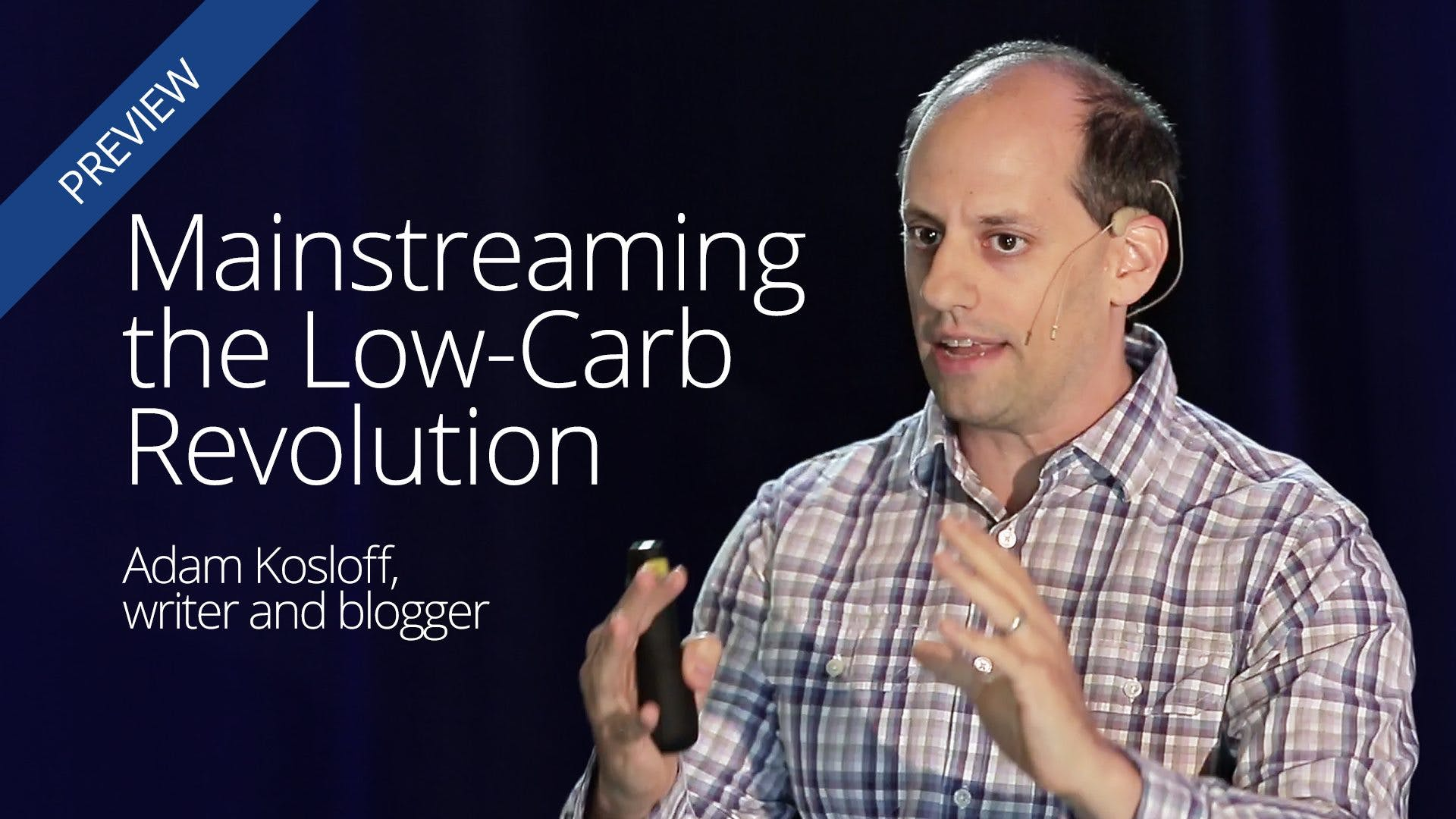Mainstreaming the Low-Carb Revolution