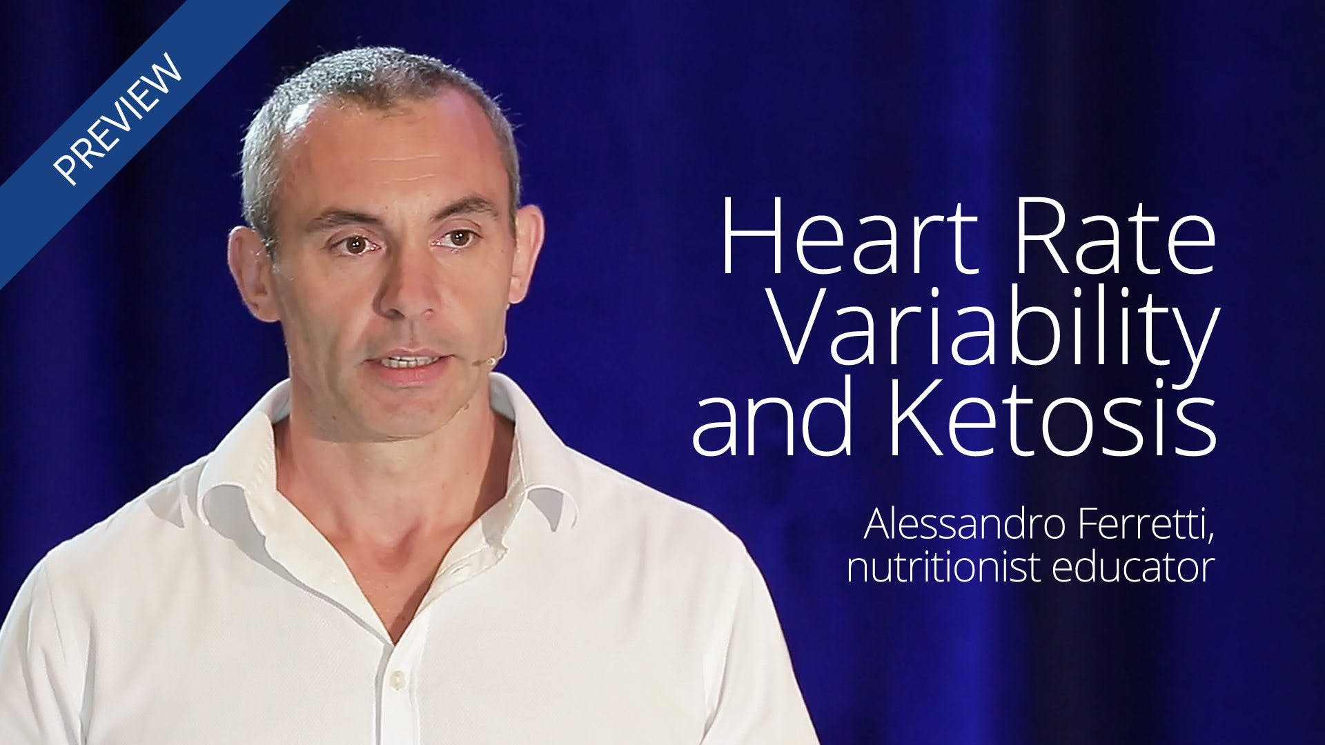 Heart Rate Variability and Ketosis