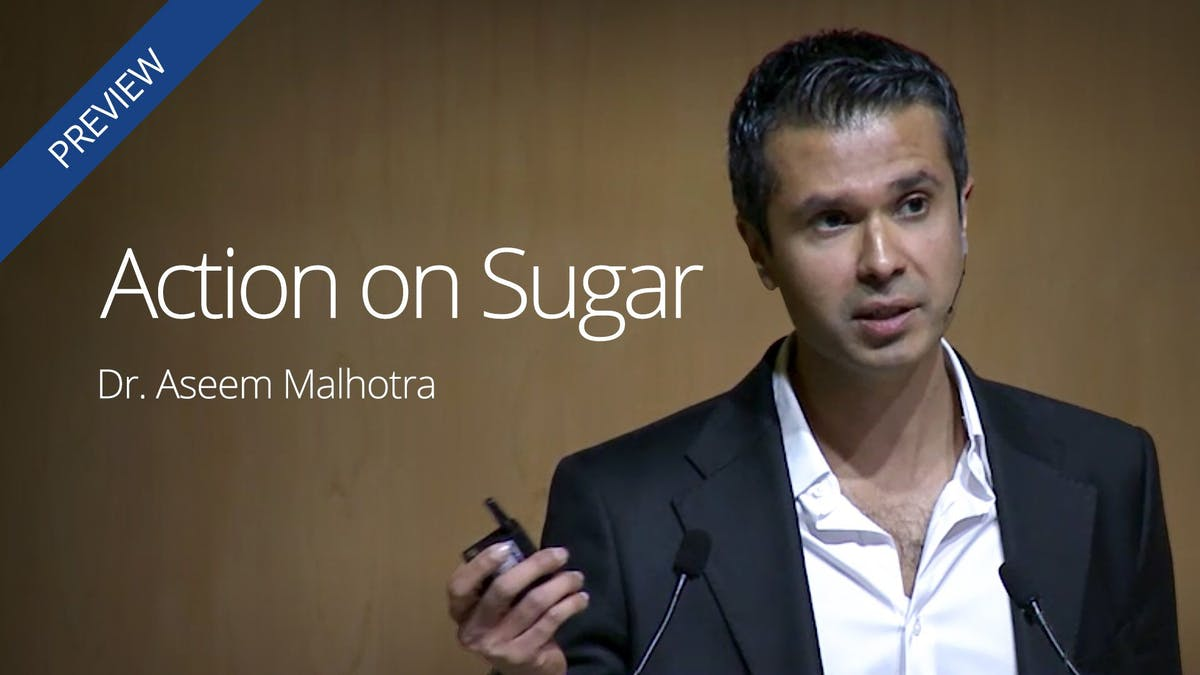 Why sugar is not just empty calories