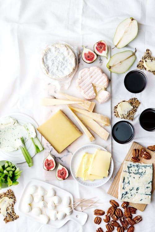 低碳奶酪拼盘