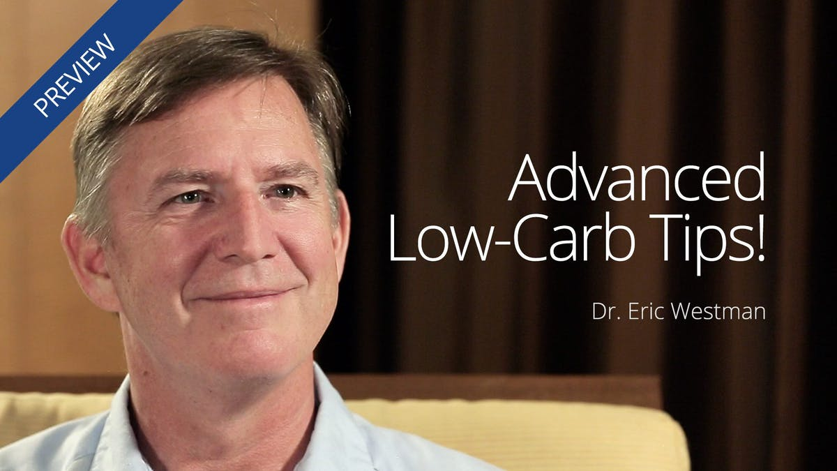 Advanced Low-Carb Tips