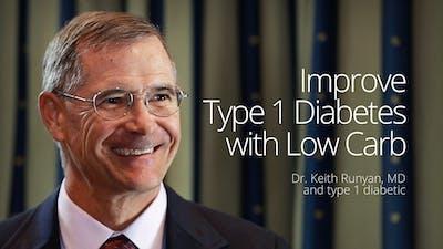 低碳水化合物改善1型糖尿病