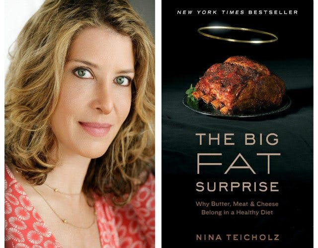 BMJ Stands Behind Nina Teicholz' Critique of the US Dietary Guidelines