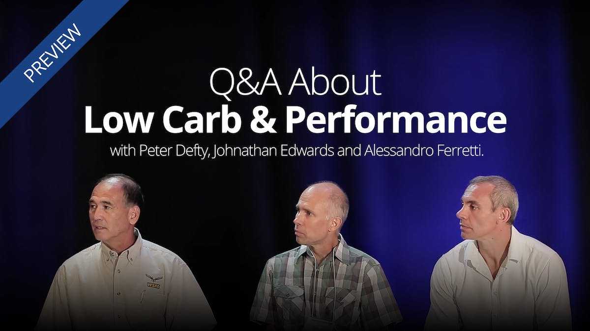Can people with cartilage problems benefit from low carb?