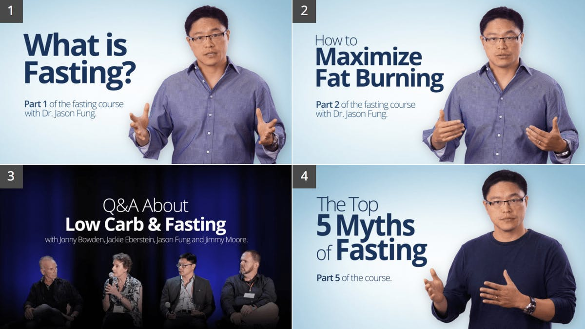 The top 5 videos about fasting