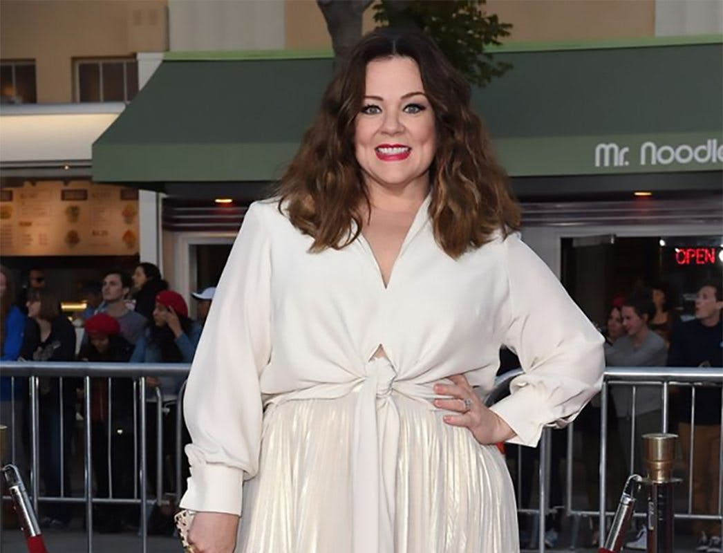 #1 success story of 2016 – Melissa McCarthy drops 75 pounds on a low-carb diet