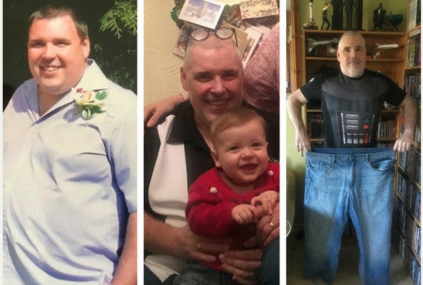 Grandfather loses 112 pounds in six months with low carb