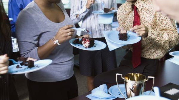 Dentists call to end 'workplace cake culture'