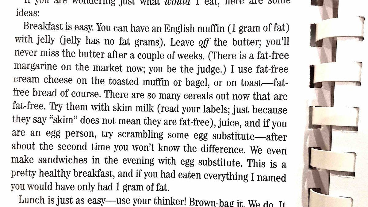 The Problem With a Truly <strong>Low-Fat Breakfast</strong>