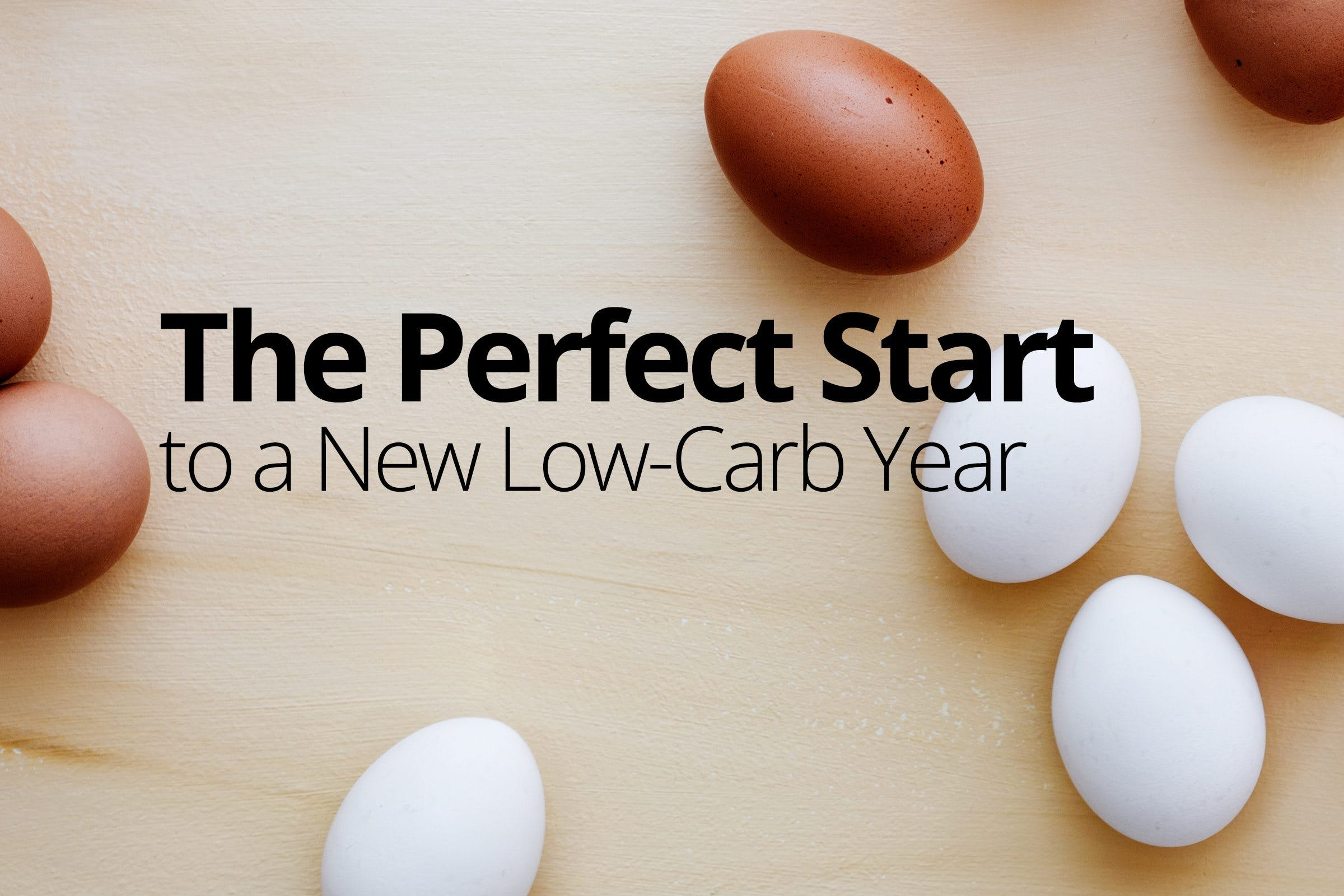A perfect start to a new low-carb year