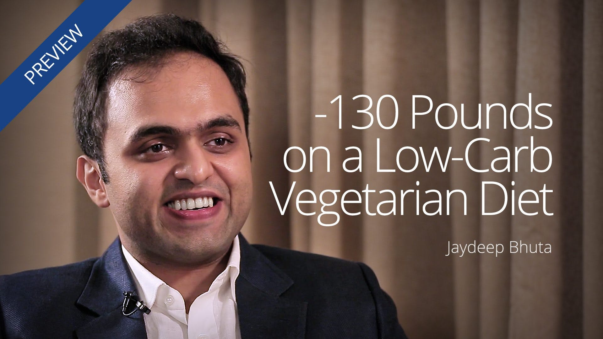 How to Lose 130 Pounds on a Low-Carb Vegetarian Diet