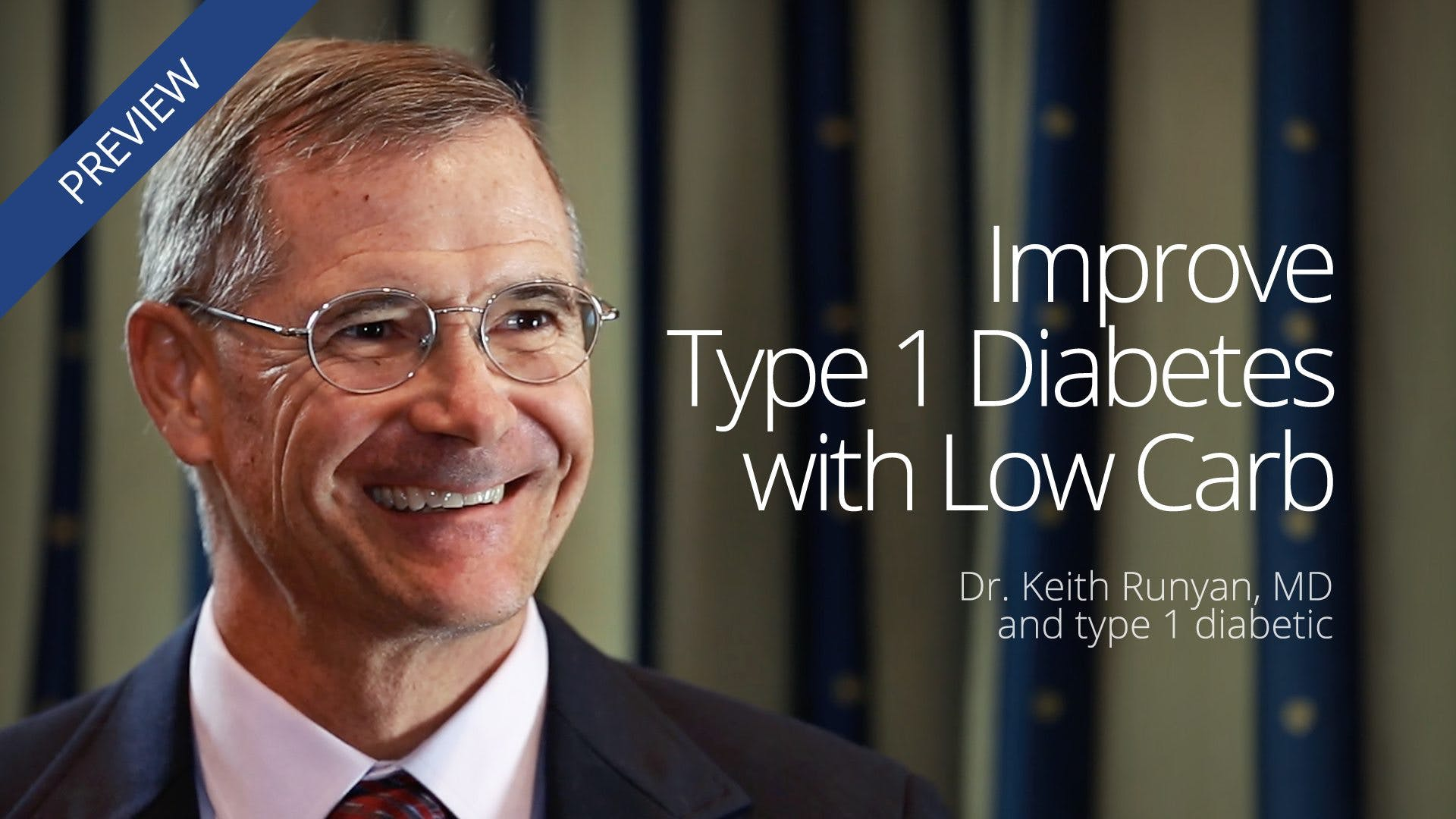 Improve Type 1 Diabetes with Low Carb