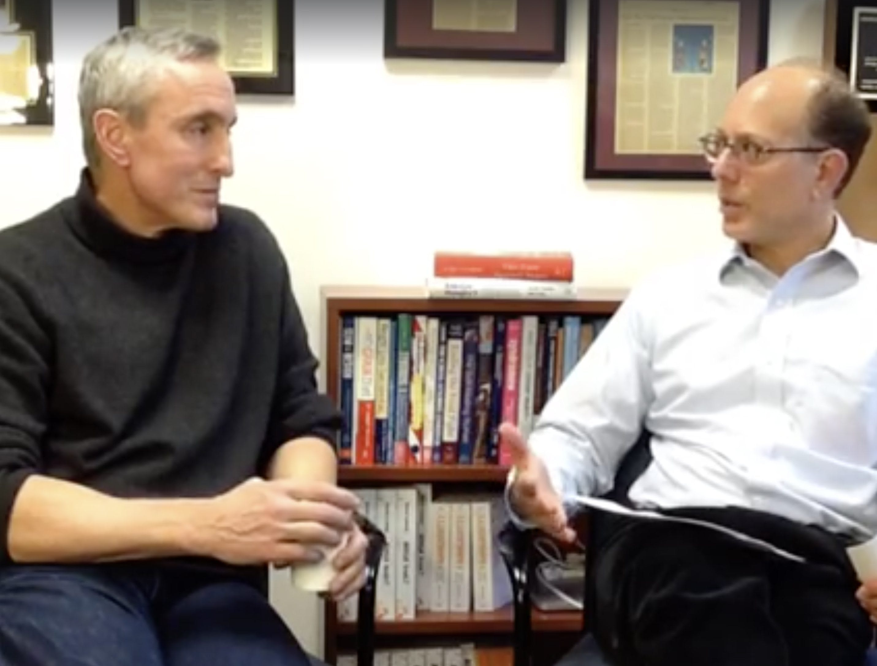 Conversation Between Dr. David Ludwig and Gary Taubes