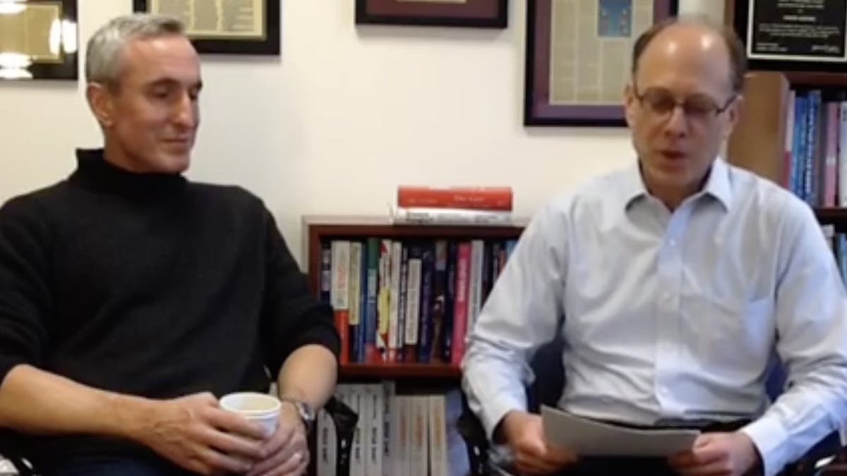 Transcribed conversation with Dr. David Ludwig and Gary Taubes