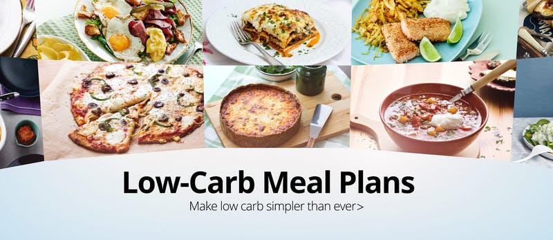 Low-Carb Meal Plans