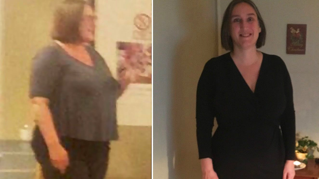 """I have effortlessly lost 20 kilos and no longer take any medication"""
