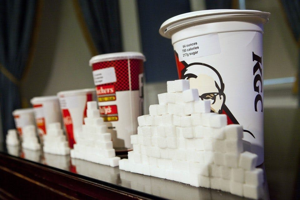 The Limits of Sugar Guidelines
